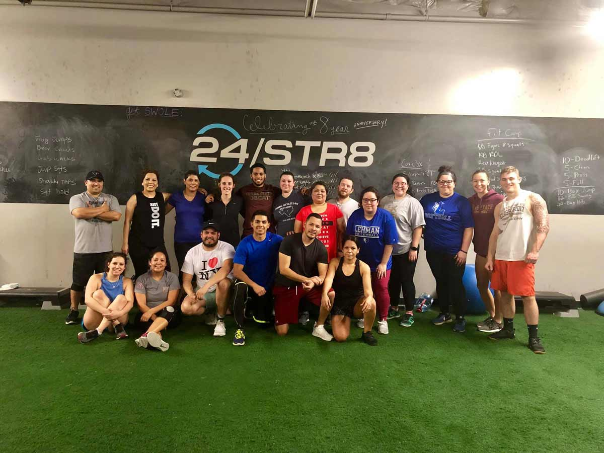 Str8 Training fitness trainers